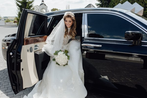 Wedding Private Charter Bus Rentals